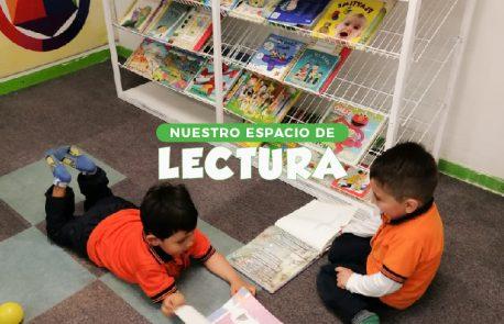 lectura en la primera infancia jardin infantil chalito
